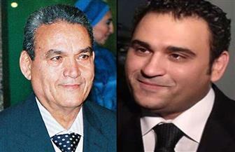 وفاة والد الفنان أكرم حسني.. وصلاة الجنازة عقب صلاة الجمعة بالرحاب