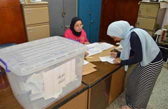 انتظام سير انتخابات الاتحادات الطلابية بجامعة عين شمس | صور