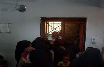 الكشف على 720 مريضا خلال قافلة طبية بقرية نزلي داود بسوهاج | صور