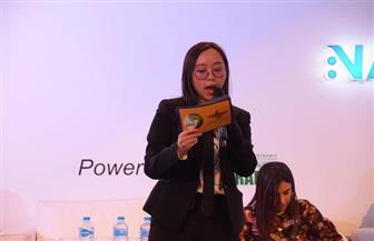 ناشطة حقوقية بمنتدى «صناع السلام»: سنوسع عمل مبادرة «أنا لست مجرما» | صور
