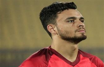 صلاح محسن.. أمل المنتخب الأوليمبي في مركز الهجوم | فيديو