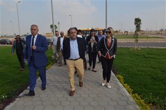 """مسئولو البنك الدولي : """"الإسكان الاجتماعي"""" أحد أهم إنجازات الدولة المصرية"""