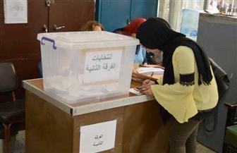 نتائج الجولة الأولى من انتخابات الطلاب بجامعة عين شمس|صور