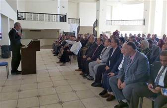 البدوي: نواجه حروب الجيل الرابع بالتثقيف والوعي العمالي .. ويشيد بصلابة الجيش المصري| صور