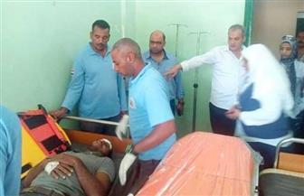 وكيل وزارة الصحة بالبحر الأحمر: خروج 33 طالبا من المصابين في حادث أتوبيس (سفاجا - قنا)| صور
