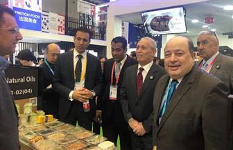 مصر تشارك في فعاليات منتدى مدن التآخي مع شنغهاي.. وافتتاح الجناح المصري بمعرض الصين للاستيراد |صور