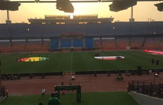 إستاد القاهرة جاهز لاستضافة حفل افتتاح بطولة أمم إفريقيا تحت 23 عاما | صور