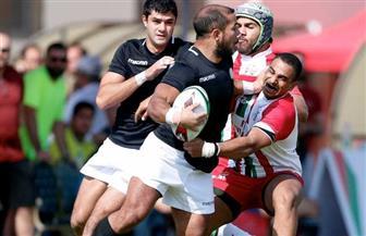 انتصاران وهزيمة لمصر مع انطلاق البطولة العربية لسباعيات الرجبي بالأردن