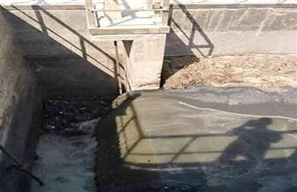 أحواض الصرف الصحي تمتلئ في الغريزات.. والأهالي يطالبون بسرعة إنشاء محطة معالجة المياه | صور