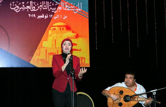 مركز تنمية المواهب يحصد جوائز مسابقة الغناء في مهرجان الموسيقى العربية الـ 28