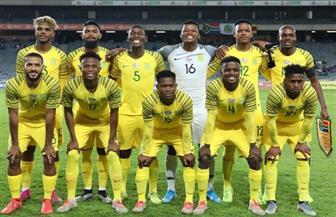تشكيل جنوب إفريقيا أمام زامبيا في أمم إفريقيا تحت 23 عاما