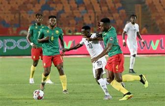 غانا تخطف التعادل أمام الكاميرون لتضع مصر بصدارة المجموعة