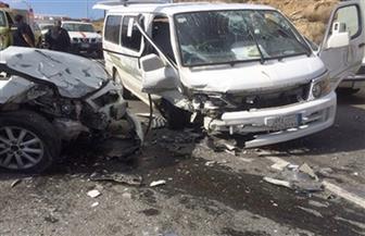 إصابة 10 مواطنين فى حادثين بمركزي رشيد وحوش عيسى في البحيرة