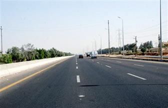 """فتح طريق """"الإسكندرية الصحراوي"""" بعد انقشاع الشبورة"""