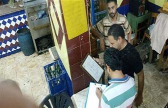 """""""السياحة والمصايف"""" تحرر محاضر لـ 9 مطاعم وكافيتريات مخالفة في الإسكندرية"""