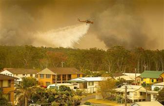 """ملبورن الأسترالية """"الأسوأ بالعالم"""" في جودة الهواء بسبب حرائق الغابات"""