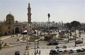 حملة لإعادة الانضباط والسيولة المرورية بمحيط مسجد وميدان السيدة نفيسة بالخليفة