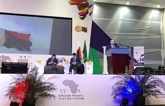 الجبلي: توقيع مذكرة تفاهم بين اتحاد الصناعات ونظيره في مدغشقر | صور