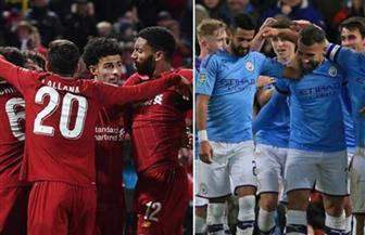 ثلاث مواجهات ثنائية مرتقبة بين ليفربول ومانشستر سيتي في الدوري الإنجليزي