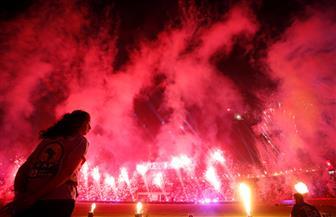 الغول: حفل افتتاح بطولة إفريقيا شهد أكبر عدد من الألعاب النارية بمصر