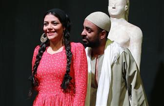 """""""الطوق والأسورة"""" ضمن المسابقة الرسمية لـ """"أيام قرطاج المسرحية"""""""