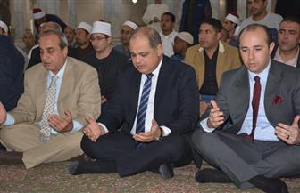 محافظ الغربية يشهد احتفالية مديرية الأوقاف بالمولد النبوي الشريف | صور