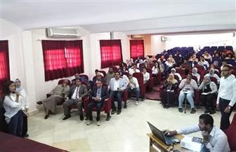 مؤتمر موسع لأساتذة وطلاب جامعة الإسكندرية لتحويل القصير إلى مدينة سياحية أثرية   صور