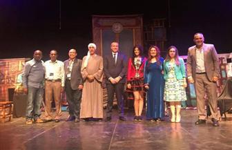 مصر تشارك بعرضين مسرحيين في مهرجان كينيا الدولي للمسرح | صور