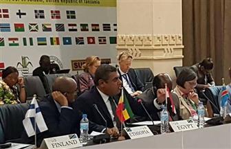 مصر تشارك في اجتماع وزراء خارجية الدول الإفريقية والنوردية بتنزانيا|صور