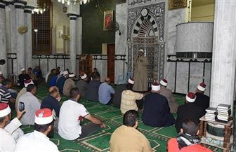أوقاف مطروح تحتفل بالمولد النبوي الشريف | صور