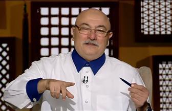 خالد الجندى: من يرى النبى محمدا فى المنام تحرم عليه النار|فيديو