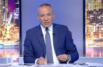 أحمد موسى: عمرو واكد يشارك فى فيلم مع ملكة جمال إسرائيل | فيديو