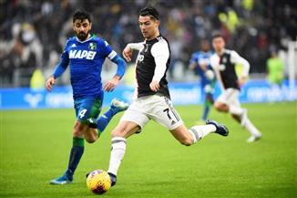 رونالدو وديبالا يجنبان يوفنتوس هزيمته الأولى في الدوري الإيطالي