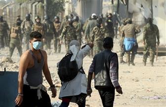 مقتل متظاهر وإصابة آخرين في مدينة النجف جنوبي بغداد