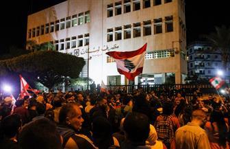 اعتصام في بيروت تضامنا مع المتظاهرين العراقيين