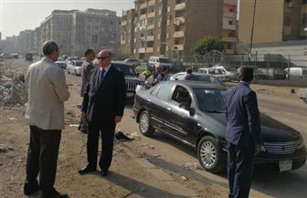 محافظ القاهرة: إيقاف مدير الإشغالات ورئيس هيئة النظافة بشرق مدينة نصر عن العمل وإحالتهما للتحقيق | صور