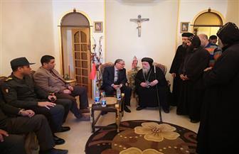 الكنيسة تنعي ضحايا حادث أبو فانا وتدعو بالشفاء للمصابين