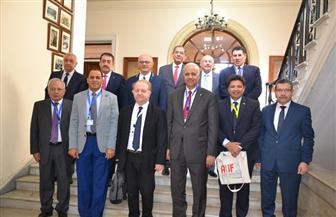 انطلاق أعمال الجمعية العامة الـ12 لمؤتمر رؤساء الجامعات الفرنكوفونية بجامعة الإسكندرية | صور
