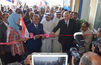 افتتاح مستشفى مرزوق عبدالوهاب للطوارئ والإصابات بقنا | صور