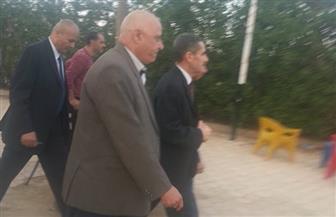 محافظ الغربية يتفقد المستشفى المركزي ومنشآت خدمية في مركز السنطة | صور