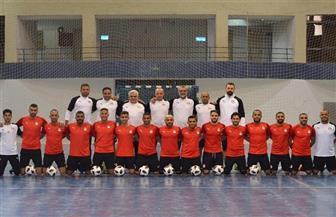 منتخب مصر لكرة الصالات يواجه ليبيا اليوم في نصف نهائي أمم إفريقيا
