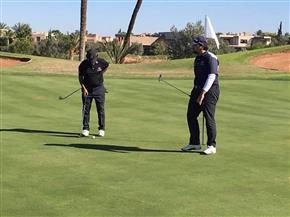 منتخب فراعنة الجولف يبدأ تدريباته بالمغرب استعدادا لمونديال العرب
