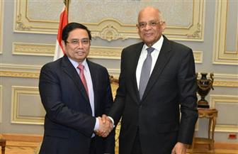 عبد العال: نسعى لتعزيز التعاون مع فيتنام في كل المجالات.. خصوصا على الصعيد البرلماني | صور