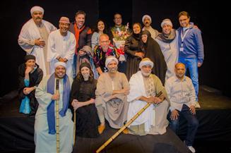 العرض المسرحي «الطوق والأسورة» في بيت السحيمي حتى نهاية مارس