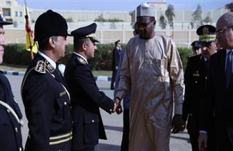 أكاديمية الشرطة تستقبل وزير الدفاع والأمن التشادي والوفد المرافق  | صور
