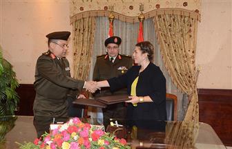 بروتوكول تعاون بين التدريب المهني للقوات المسلحة وبرنامج تطوير التعليم الفني