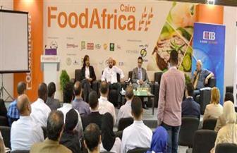 """150 مشتريا أجنبيا يشاركون في فعاليات معرض """"فوود أفريكا"""""""
