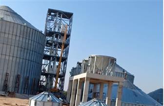 محافظ الشرقية يتفقد أعمال إنشاء صوامع الغلال بتكلفة 250 مليون جنيه | صور