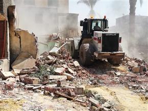 تسكين 30 أسرة من منطقة التطوير بالخليفة في بدر وإخلاء 7 عقارات في إزالات المدابغ