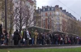 استمرار إضراب وسائل النقل العام في فرنسا لليوم السادس